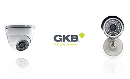 GKB Reinforces 960H Product Line with its Latest 960H IR Dome and Bullet Cameras