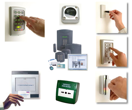 Access Control & Time Keepers